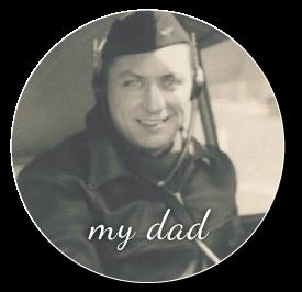 Greg Hague's Dad