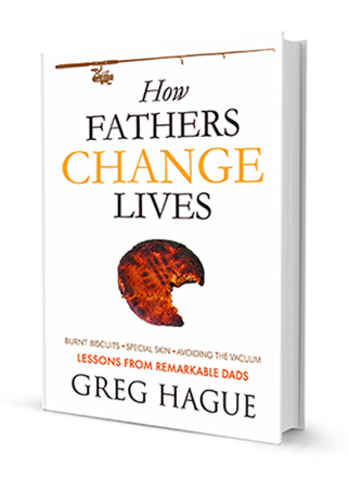 How Fathers Change Lives, original book in full color