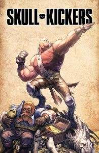 Skull Kickers Comic Books