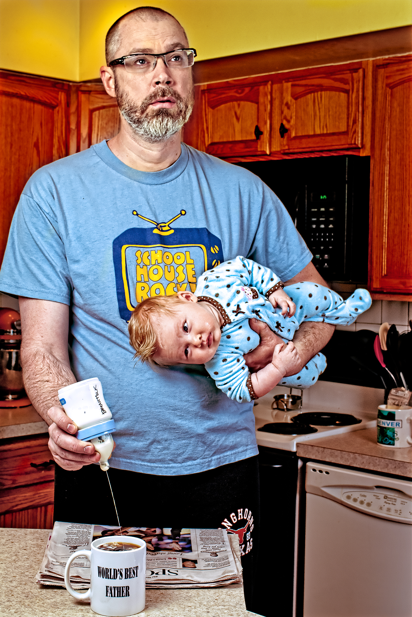 father first time When a father moves in to pick up the baby, he's moving into her world  mind  you, the skills may not seem so simple the first time you're.